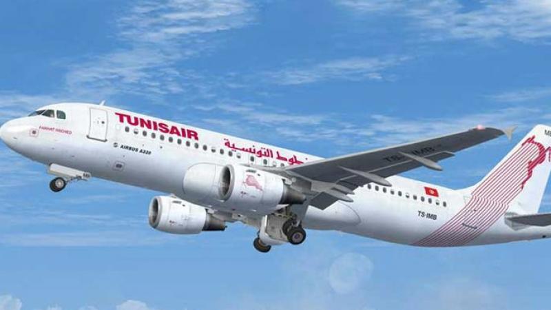 الخطوط التونسية: لهذا السبب عادت الطائرة بعد 20 دقيقة من إقلاعها