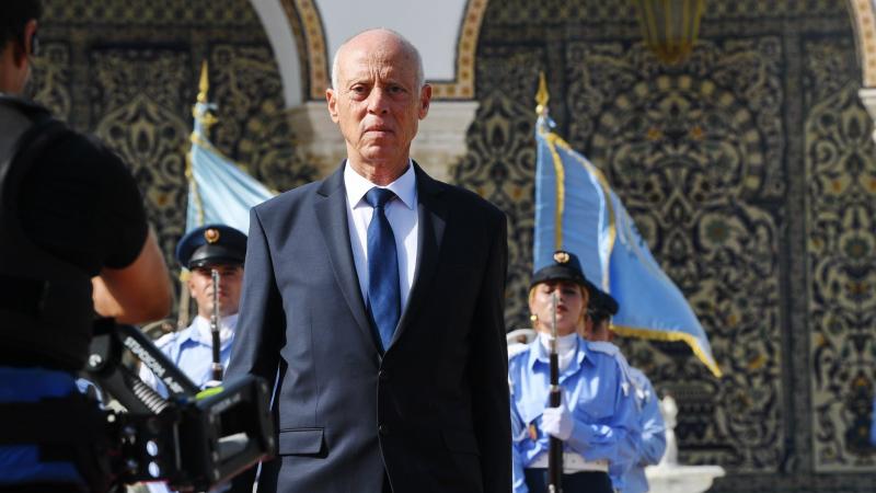 سعيّد ينتقل رسمياً إلى قصر قرطاج