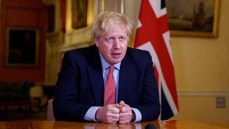 نقل رئيس الوزراء البريطاني إلى المستشفى بسبب كورونا