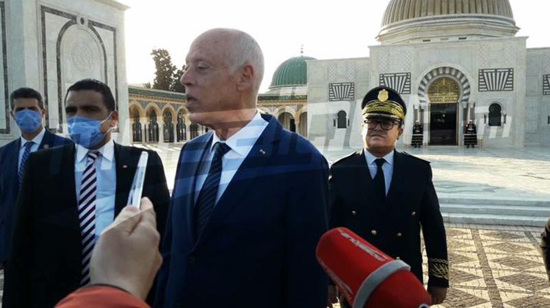 سعيّد: بورقيبة أحدث ثورة وربّما ارتكب بعض الأخطاء