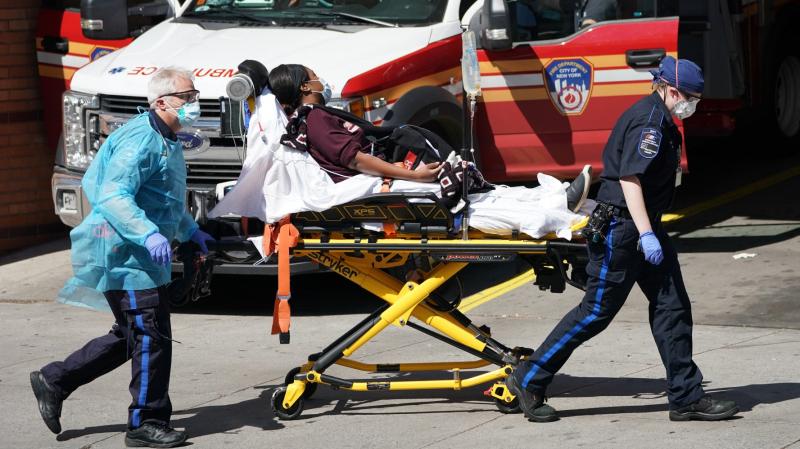 أمريكاتتجاوز الـ10 آلاف وفاة بكورونا