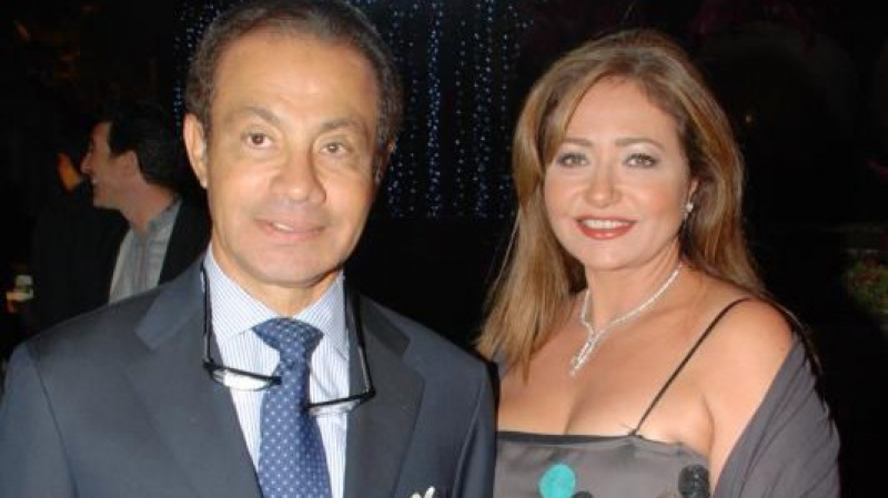 وفاة زوج ليلى علوي السابق بفيروس كورونا