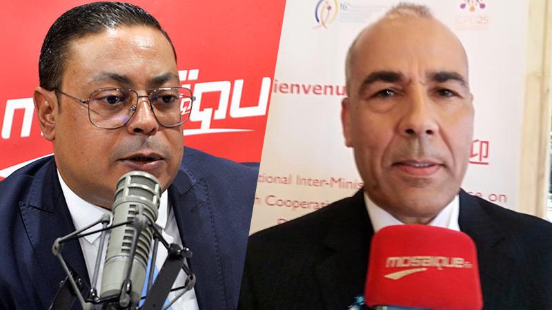 محمد الرابحي ووليد بن صالح ضيفا ميدي شو اليوم