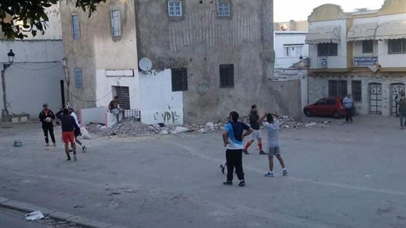 سوسة: حملة أمنية إستهدفت ملاعب الأحياء''البطاحي''