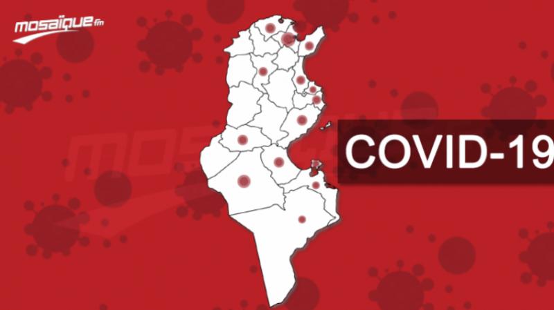 توزيع الإصابات بكورونا حسب الولايات