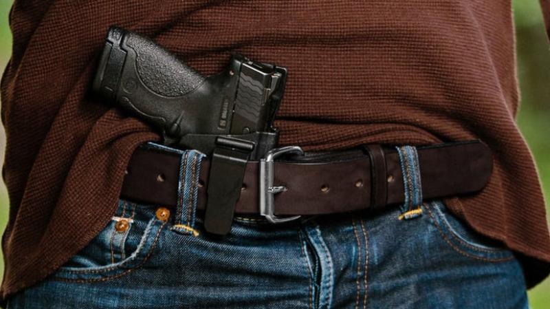 باجة: القبض على كهل يتجوّل مسلحا بمسدس