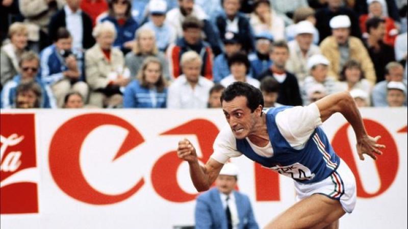 وفاة البطل الأولمبي الإيطالي دوناتو سامبيا بكورونا