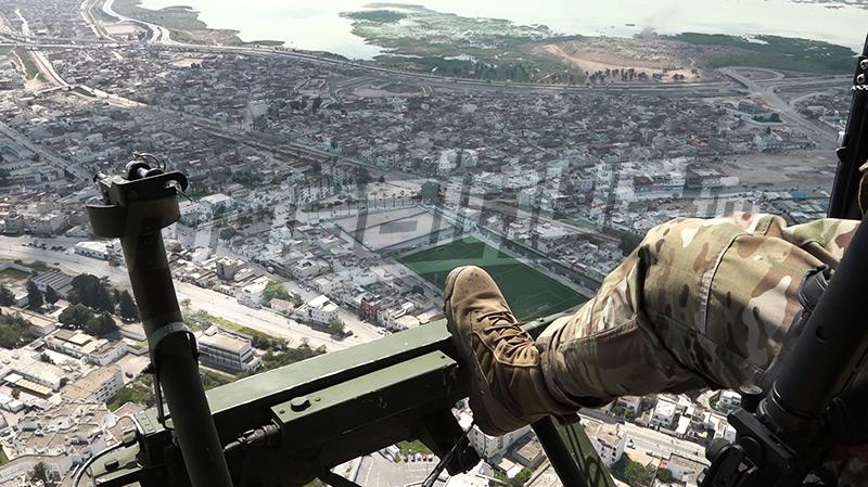 موزاييك ترافق جيش الطيران: بداية عودة الالتزام بالحجر في تونس