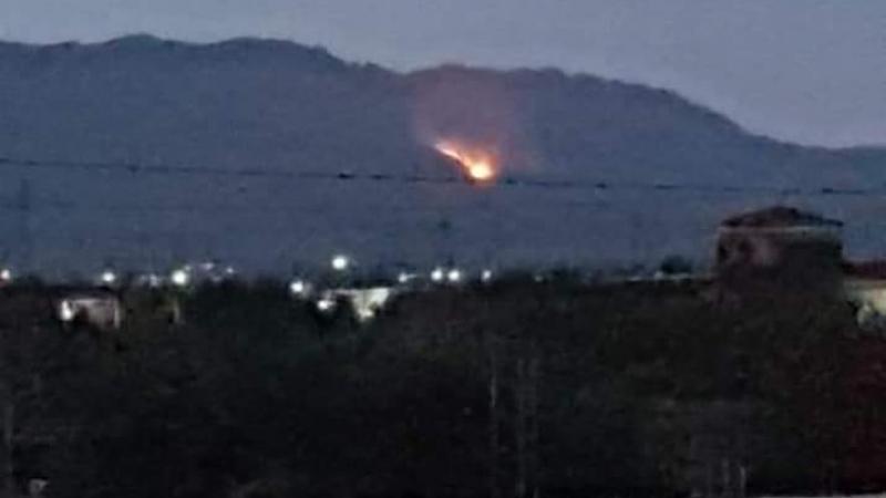 سيدي بوزيدالسيطرة على حريق بجبل ''الخشم''