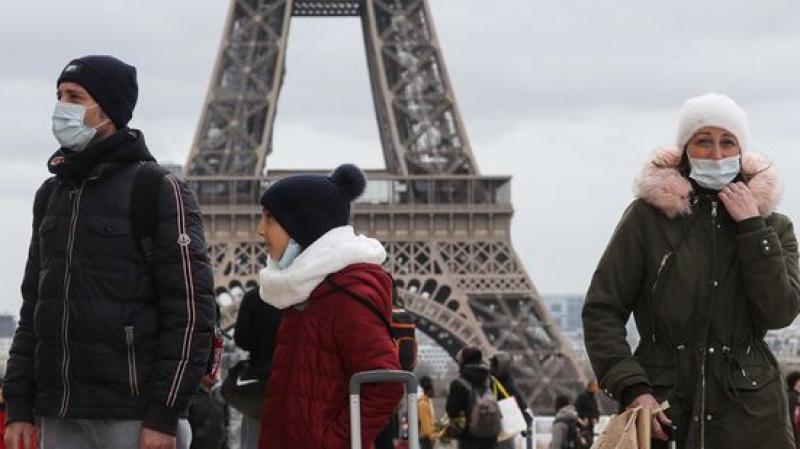 كورونا: فرنسا تقرر تمديد الإغلاق إلى ما بعد 15 أفريل