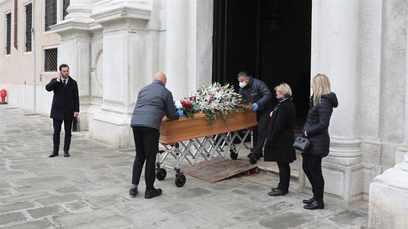 إرتفاع أعداد وفيات كورونا في بريطانيا إلى 7248