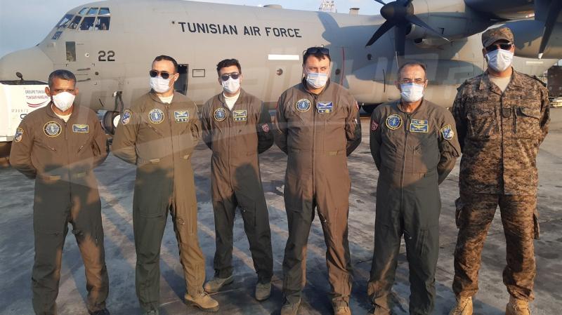 شحنة المستلزمات الطبية: أطول رحلة في تاريخ الوحدة الجوية العسكرية