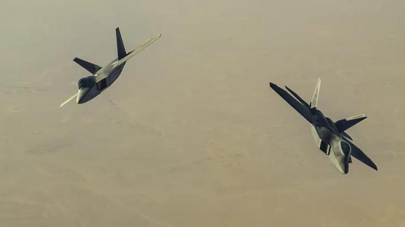 الجيش الأمريكي يعترض طائرتين روسيتين فوق بحر بيرنغ