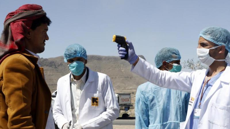 أول إصابة بكورونا في اليمن