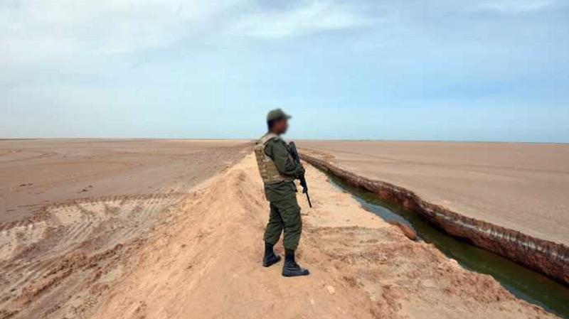 المجلس العسكري بنالوت يسحب كتائبه على الحدود التونسية الليبية