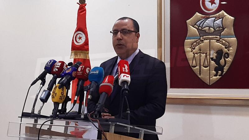 """وزير الداخلية: ''لا تدخلات في مسألة الخطايا.. .واللي غلط يخلّص"""""""