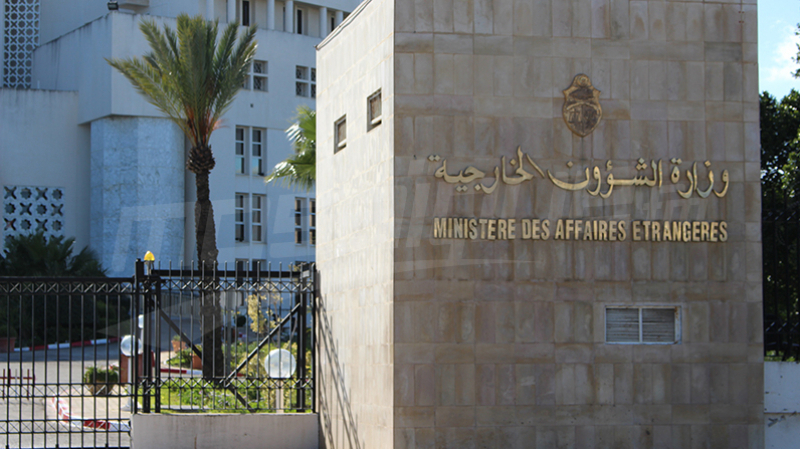 اجتماع في الخارجية للنظر في وضعية التونسيين العالقين بالخارج