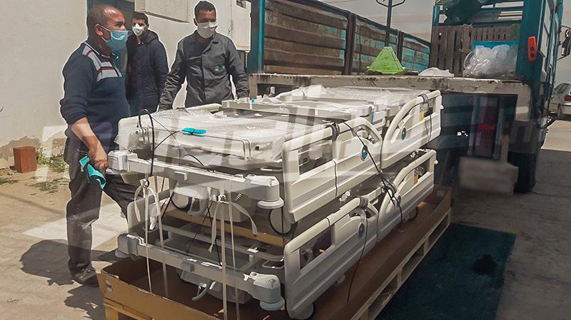 القيروان: مستثمر يهب مستشفى ابن الجزار أسرّة مجهّزة