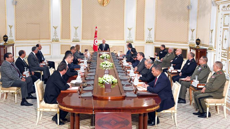 اجراءات مجابهة كورونا في اجتماع مجلس الأمن القومي اليوم