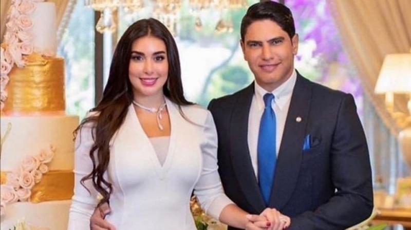 زفاف ياسمين صبري وأحمد أبو هشيمة (صور)