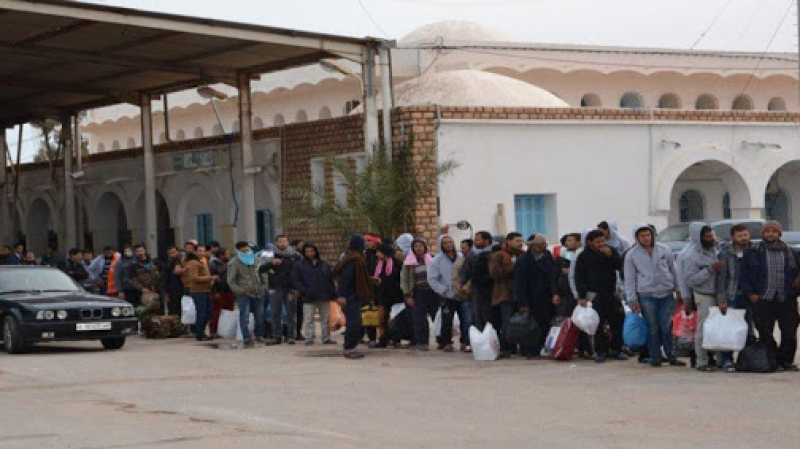 18 ولاية تستقبل التونسيين العائدين من ليبيا
