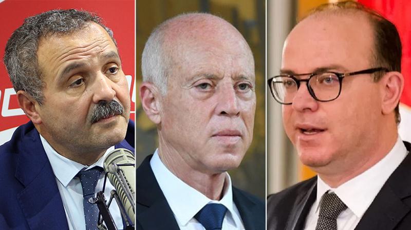 البارومتر السياسي: صعود قياسي للمكّي والفخفاخ وتراجع لسعيّد