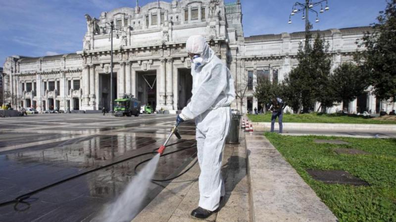 كورونا: إيطاليا تعلن تراجع عدد المصابين