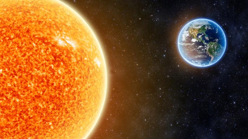 الشمس 'نائمة' منذ 9 آلاف عام !