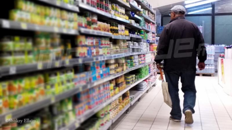 ارتفاع أسعار المواد الغذائية