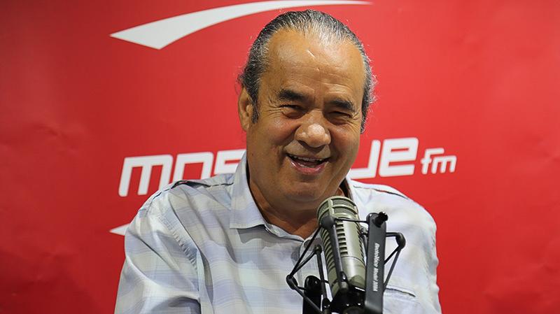 لمين النهدي: 'حتّى واحد ما ضحّكني السنة كان الشارع التونسي'