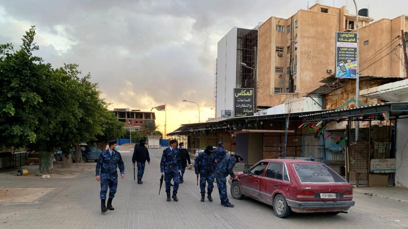 حكومة الوفاق الليبية تعلن حظر التجوّل الكلّي أيّام العيد