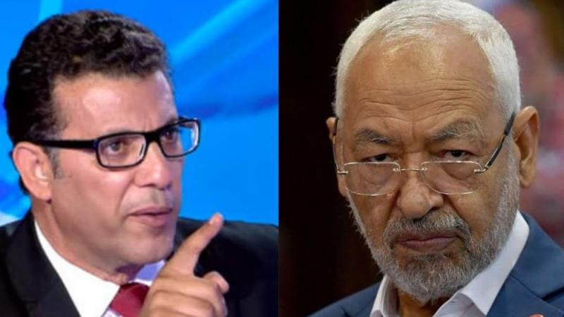 الرحوي يتّهم الغنوشي بالتكتّم عن مطالب رفع الحصانة