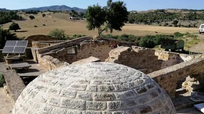 الكاف: صيحات فزع لإنقاذ الحمام الروماني بـ''ملاڨ'' من التشويه