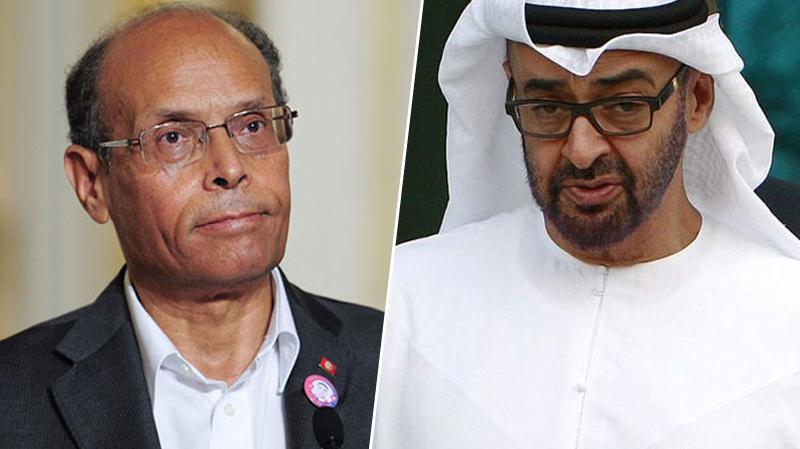 المرزوقي: محمد بن زايد حاول تدمير تونس واليوم يدمّر ليبيا