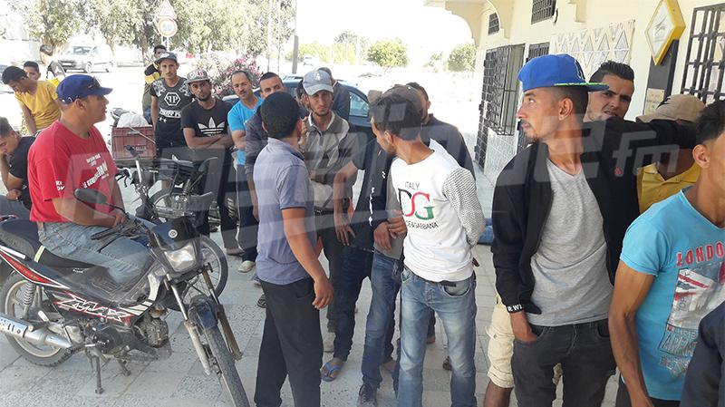 القيروان: عون بريد وحيد يواصل العمل ساعات بعد التوقيت الإداري