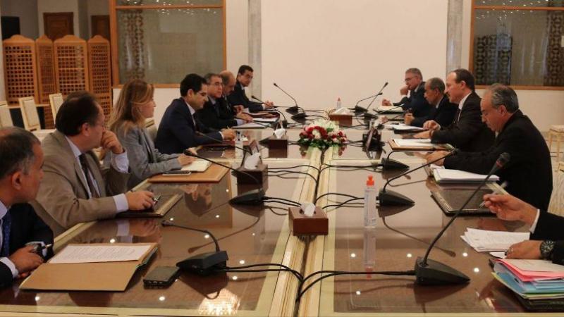 خدمات وأنشطة اجتماعية للجالية التونسية في إجتماع بوزارة الخارجية