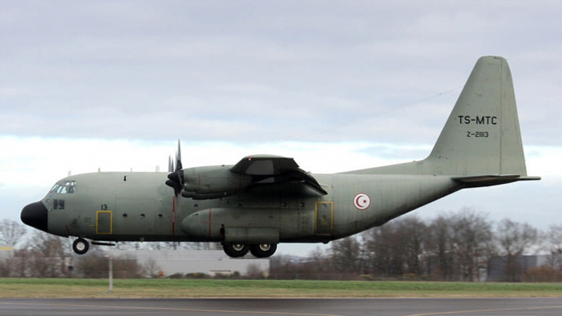 علقوا بدول جنوب شرقي آسيا: طائرة عسكرية تجلي 45 تونسيا