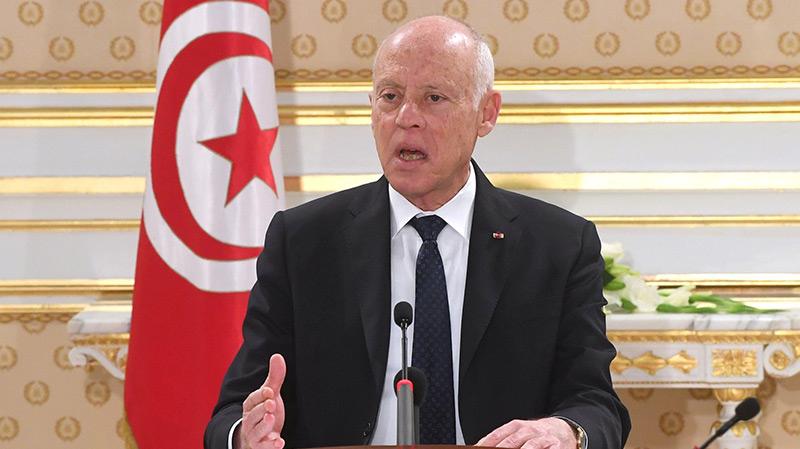 سعيّد: الدولة التونسية واحدة ولها رئيس واحد في الداخل وفي الخارج