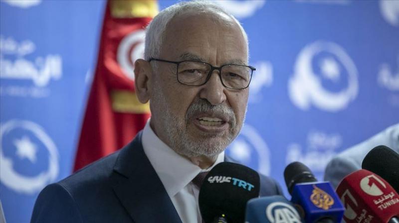 النهضة تدين حملات التشويه والتحريض ضدّ الغنوشي وقيادييها