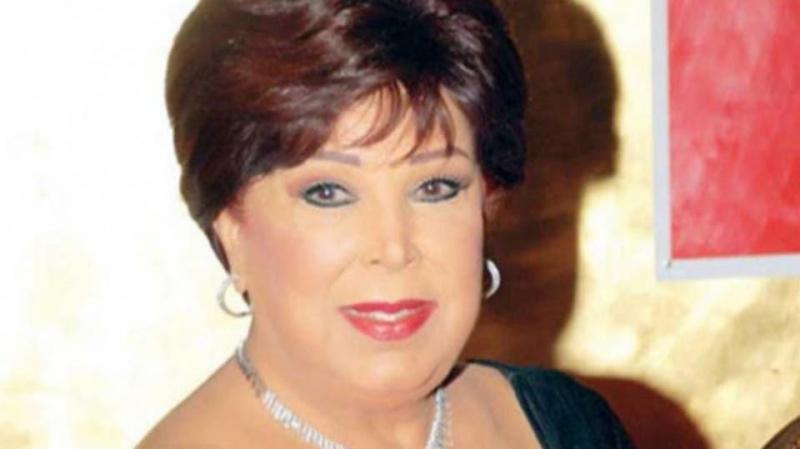 ابنة رجاء الجداوي: والدتي مصابة بكورونا.. دعواتكم !