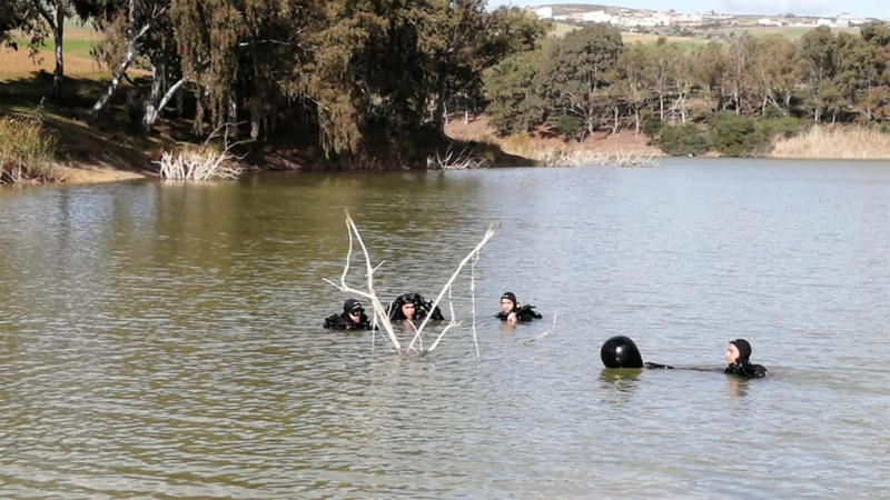 سليانة: وفاة شاب غرقا في بحيرة جبلية