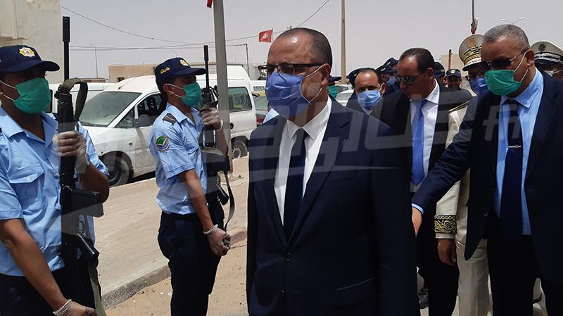 وزير الداخلية: بعض الحرائق مفتعة وأخرى لأسباب تقنية