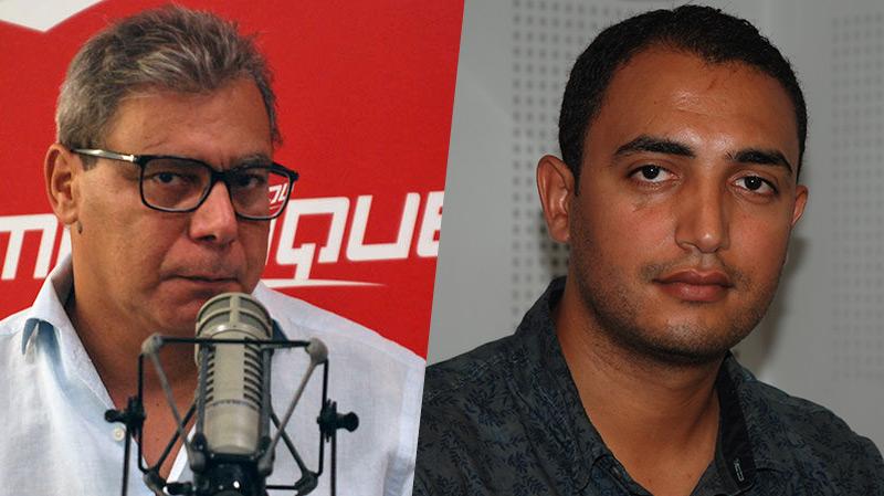 محمد خليل البرعومي وغازي معلى ضيفا ميدي شو