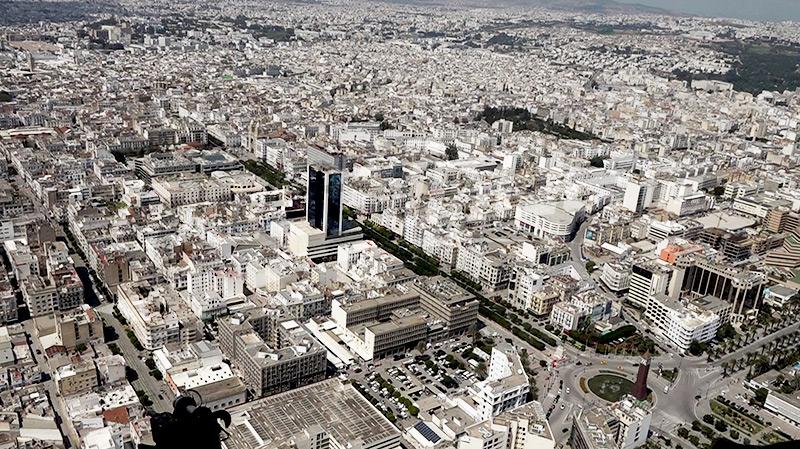 انخفاض تلوث الهواء في تونس خلالالحجر الصحّي العام