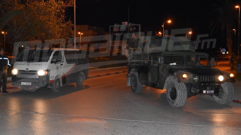 الحجر الصحي وحظر الجولان: مخالفات بقيمة 185 ألف دينار