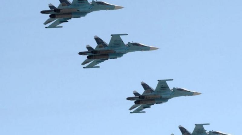 الأفريكوم: طائرات وطيارون من روسيا في ليبيا لدعم حفتر