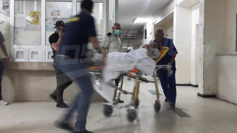 56 مصابا بتسمم ''القوارص'' واثنان فقدا البصر..