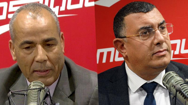 عياض اللومي ومحمد الرابحي ضيفا ميدي شو