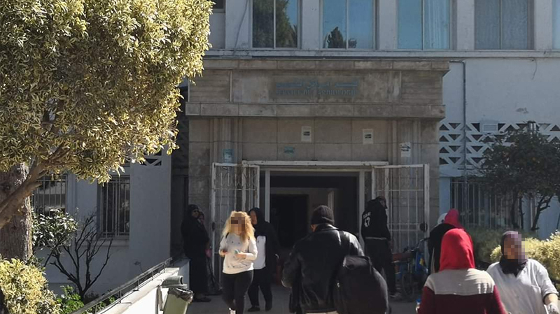 مستشفى مامي يستأنف فتح عياداته الخارجية