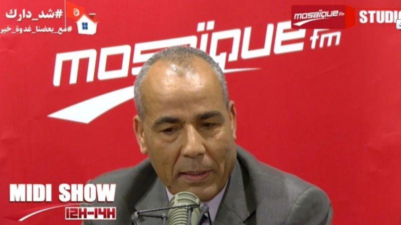 محمد الرابحي: ما نجموش نتحملو تكاليف الحجر الاجباري إلى ما لا نهاية